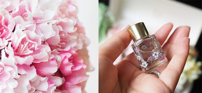 ダイヤモンドパウダー・ミニ香水