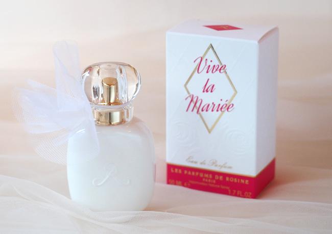 フレグランスローズの香水