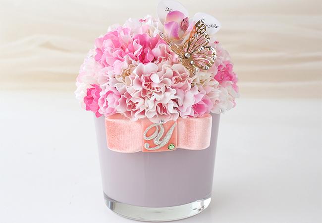 ピンクが可愛いエレガンス・チェリー