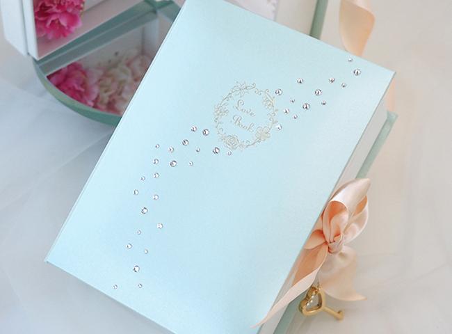 ラブブック桜の表紙