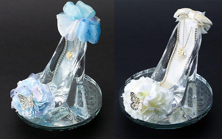 シンデレラのガラスの靴シリーズ