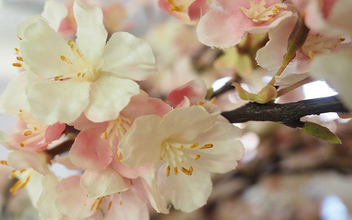 桜のアートフラワー