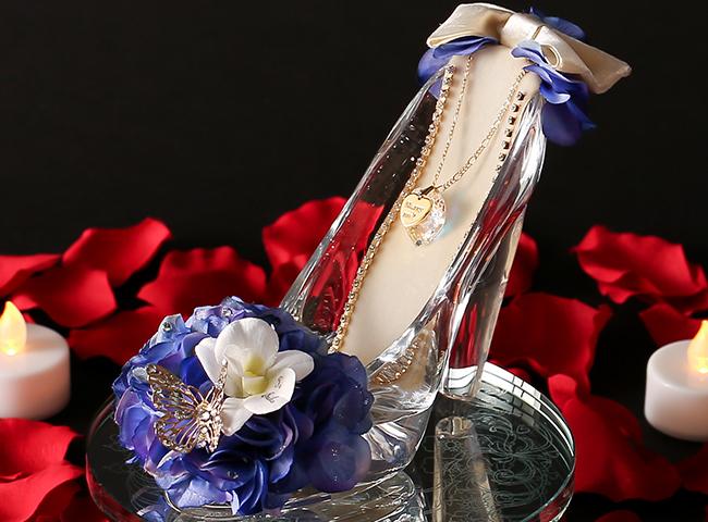 夏ギフト②:ガラスの靴