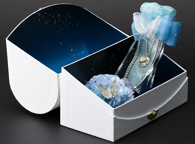 シンデレラのガラスの靴 プリンセスブルー