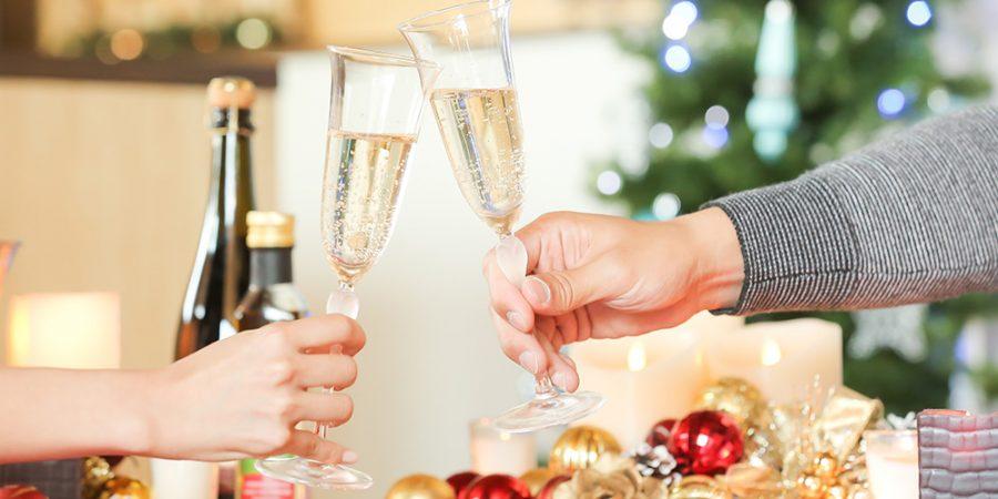 クリスマスにサプライズプロポーズ